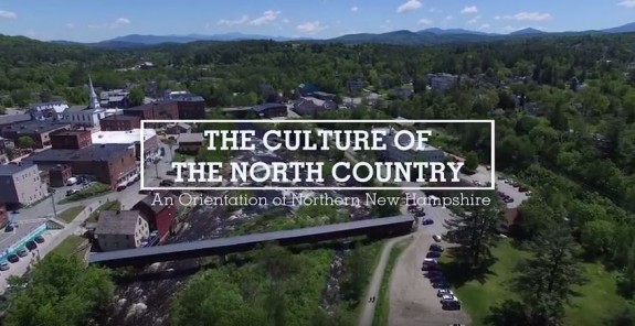 The culture of the north country youtube video link