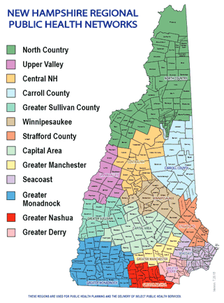 PDF --Printable version of the RPHN Map of NH