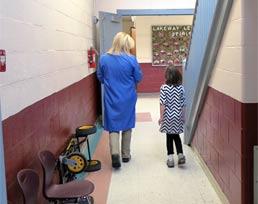 Molar Express serves Schools